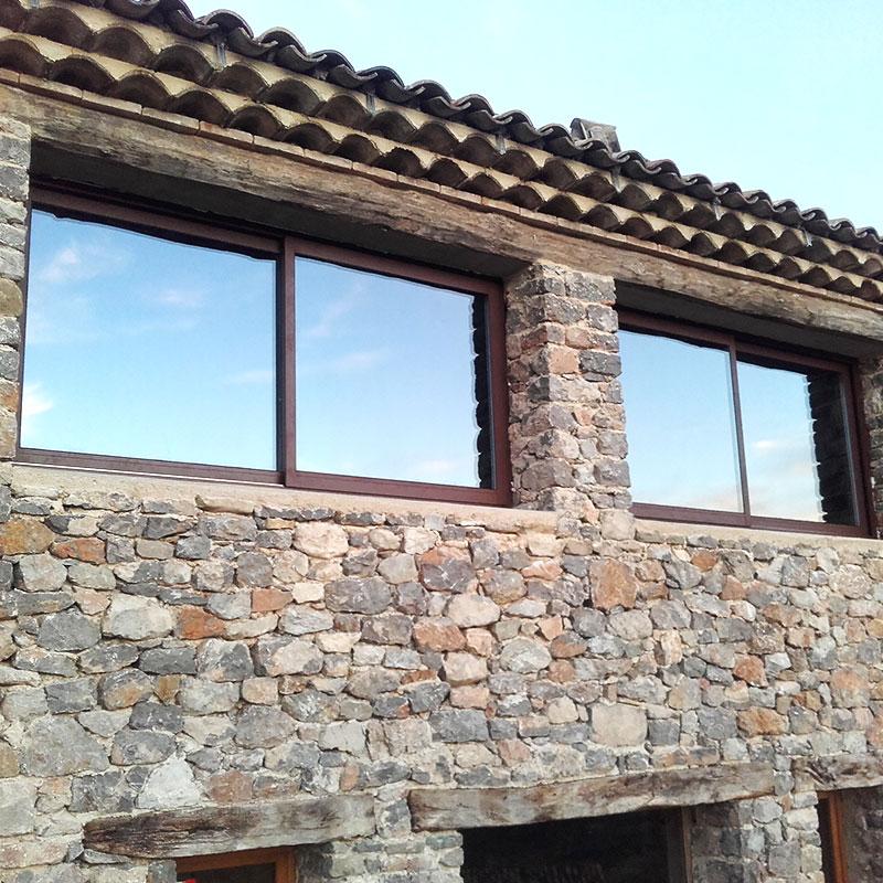 Fenêtres coulissantes aluminium